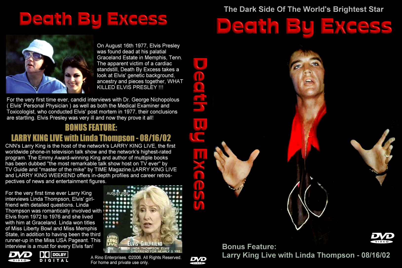 definitive elvis revisited 2 dvds definitive elvis 01 memphis years